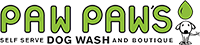 Paw Paw's Self Serve Dog Wash & Boutique Logo