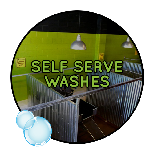 Self Serve Washes